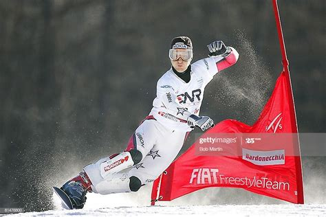 FIS World Cup, SVN Dejan Kosir in action during parallel ...