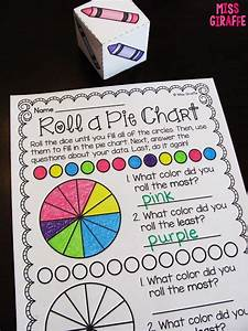 Pie Charts Worksheets And Activities To Teach Circle Graphs In First Grade