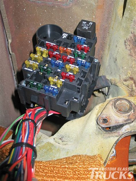 Painless Performance Wiring Harness Install Hot Rod Network