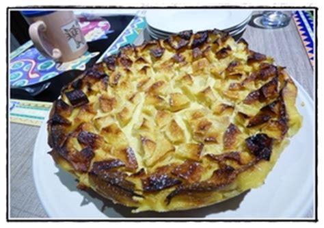 tarte aux pommes sans p 226 te au thermomix recette iterroir
