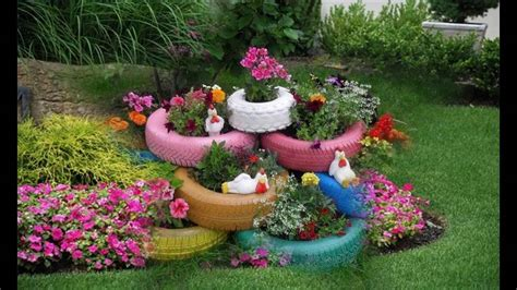 garden flowers ideas  small space youtube