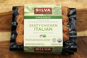 Try some delicious Silva Organic Zesty Chicken Italian ...
