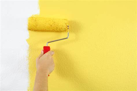 Wand Streichen Ohne Tapete » Das Ist Zu Beachten