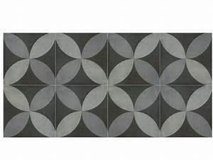 carrelages mosaiques et galets aspect cx ciment With carreaux de ciment gres cerame
