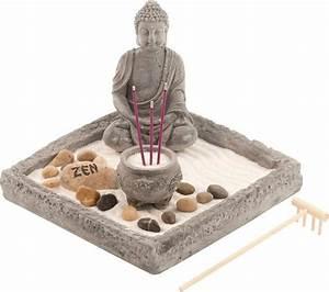 Zen Garten Miniatur : home affaire zen garten buddha online kaufen otto ~ A.2002-acura-tl-radio.info Haus und Dekorationen