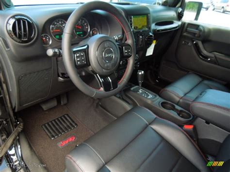 jeep red interior altitude edition black radar red stitch interior 2012 jeep