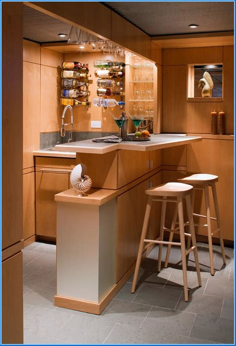 Bar Ideas For Small Spaces by Home Bar Designs For Small Spaces Homesfeed