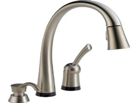 delta touch kitchen faucet troubleshooting single handle kitchen faucets delta kitchen faucet