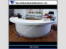 China Modern Cafe Bar CounterHome Bar Counter TWPACT
