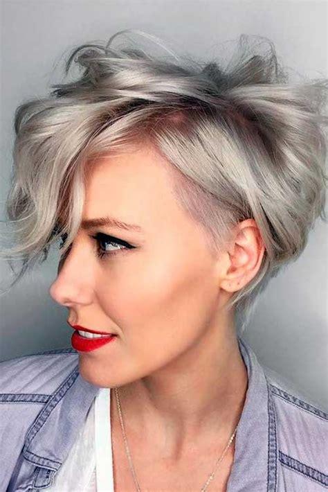chic styles de coupes de cheveux pixie coupe de cheveux
