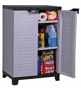 Armoire Rangement Plastique : armoire de rangement plastique ~ Teatrodelosmanantiales.com Idées de Décoration