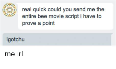 Bee Movie Script Meme - 97 funny bee movie memes of 2016 on sizzle