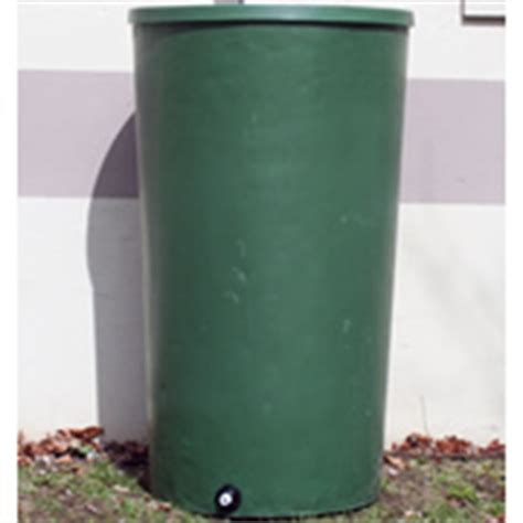 150 gallon collection barrel rc150 green