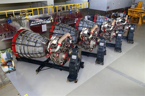 Most Powerful Engine Made by Nasa Says The Most Powerful Rocket Engines Made Are