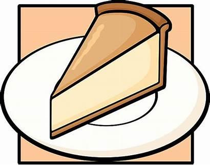 Cheesecake Clipart Vector Illustrations Illustration Clip Slice