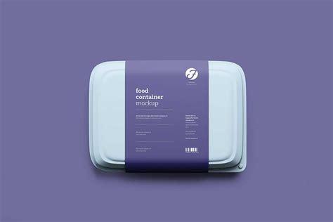 plastic food box mockup  psd designhooks