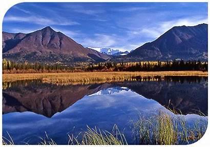 Alaska National Park Mountains Royal Parques Parque