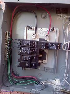 Main Lug Panel Wiring Diagram