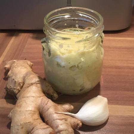 pate ail et huile p 226 te ail et gingembre cooking chef de kenwood espace recettes