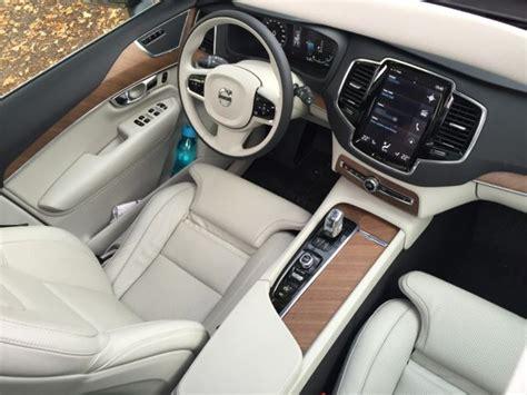volvo xc  hybrid interior    hybrid cars