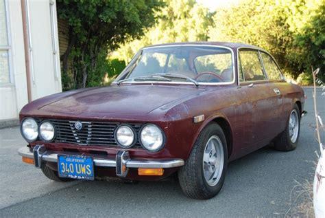 1972 Alfa Romeo Gtv 2000 Project