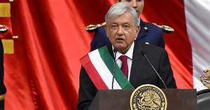 Far-Leftist Officially Sworn In as Mexico's President ...