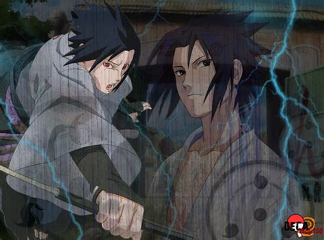 Sasuke Rain By Abby150 On Deviantart