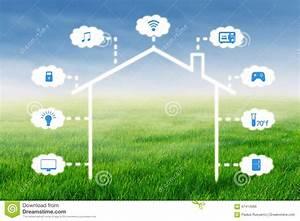 Smart Home Systeme 2017 : tmp concept smart home technology system image design ~ Lizthompson.info Haus und Dekorationen