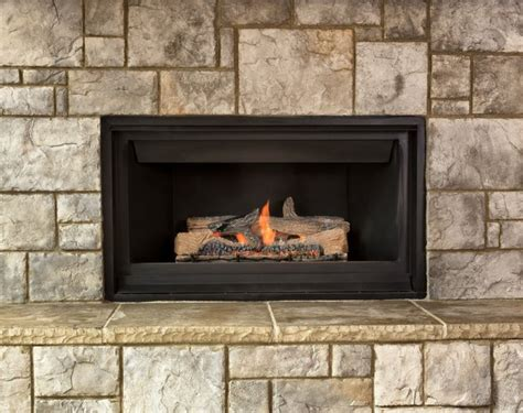 turn wood fireplace into gas how to convert a fireplace back to wood from gas hunker