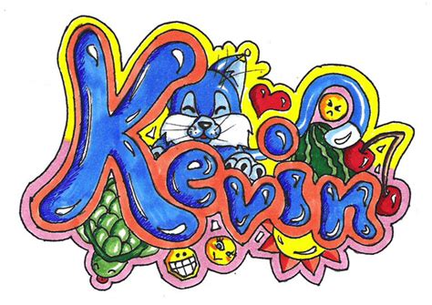 Graffiti Kevin : Top Kevin Name 3d Wallpaper Images For Pinterest Tattoos