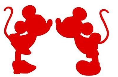 Halloween Stencils For Pumpkins Minnie Mouse by Mickey And Minnie Mouse Silhouette Svg Theme Parks I
