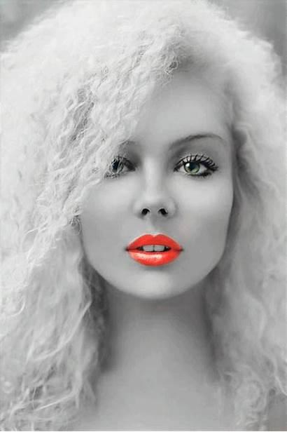 Splash Portrait Idda Munster Orange Gifs Catalina