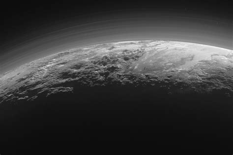 Pluto may have two ice volcanoes near its south pole - The ...
