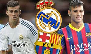 Barcelona and Real Madrid El Clasico: Lionel Messi and ...