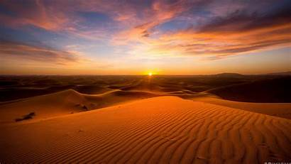 4k Desert Sunset Wallpapers Wilderness 5k Nature