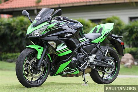 Modification Kawasaki 650 by Ride Impression 2017 Kawasaki 650 And Z650