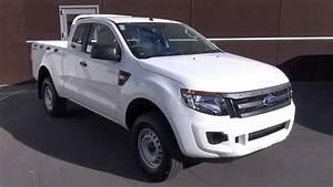 Ford Ranger 2013 : ford ranger xl super cab 2wd 2013 youtube ~ Medecine-chirurgie-esthetiques.com Avis de Voitures