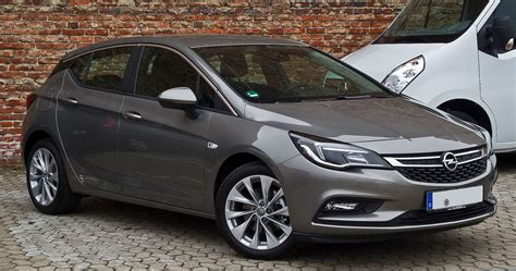 Opel Astra by Opel Astra Wolna Encyklopedia