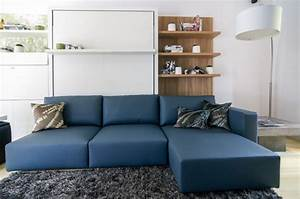 does the murphy bed and sectional all come together and With murphy bed sectional sofa