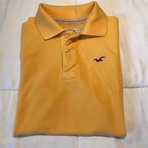 Hollister - Hollister California Surf Co. men's polo shirt ...