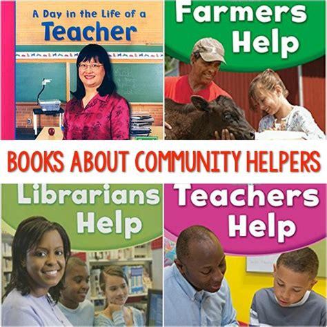 community helper books for preschool pre k pages 374 | More Community Helpers Books for Preschool