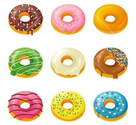 Donut Clipart Box Of Donuts Clipart Donuts Cakes Clipart Baby Shower