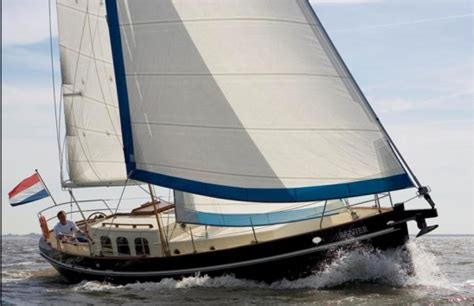 Zeilboot Wereldreis Te Koop by Nauticlink Juni 2008 Vaartrends Boten Zeilboten