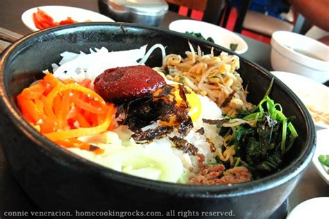 Korean Main Dishes Gallery