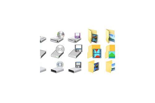 baixar ícones para windows xp icons