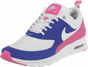 Nike Air Max Thea W Shoes White Blue Pink