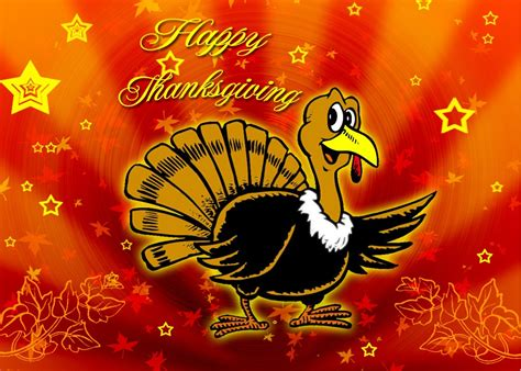 Printable Happy Thanksgiving