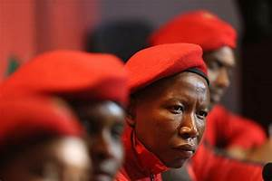 Malema's EFF in VHS Bank Fraud Mess