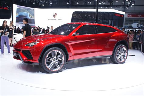 Lamborghini Suv On Track For 2018 Launch Autocar