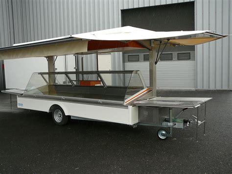 remorque cuisine occasion fabrication de camions et remorques magasin dans toute la